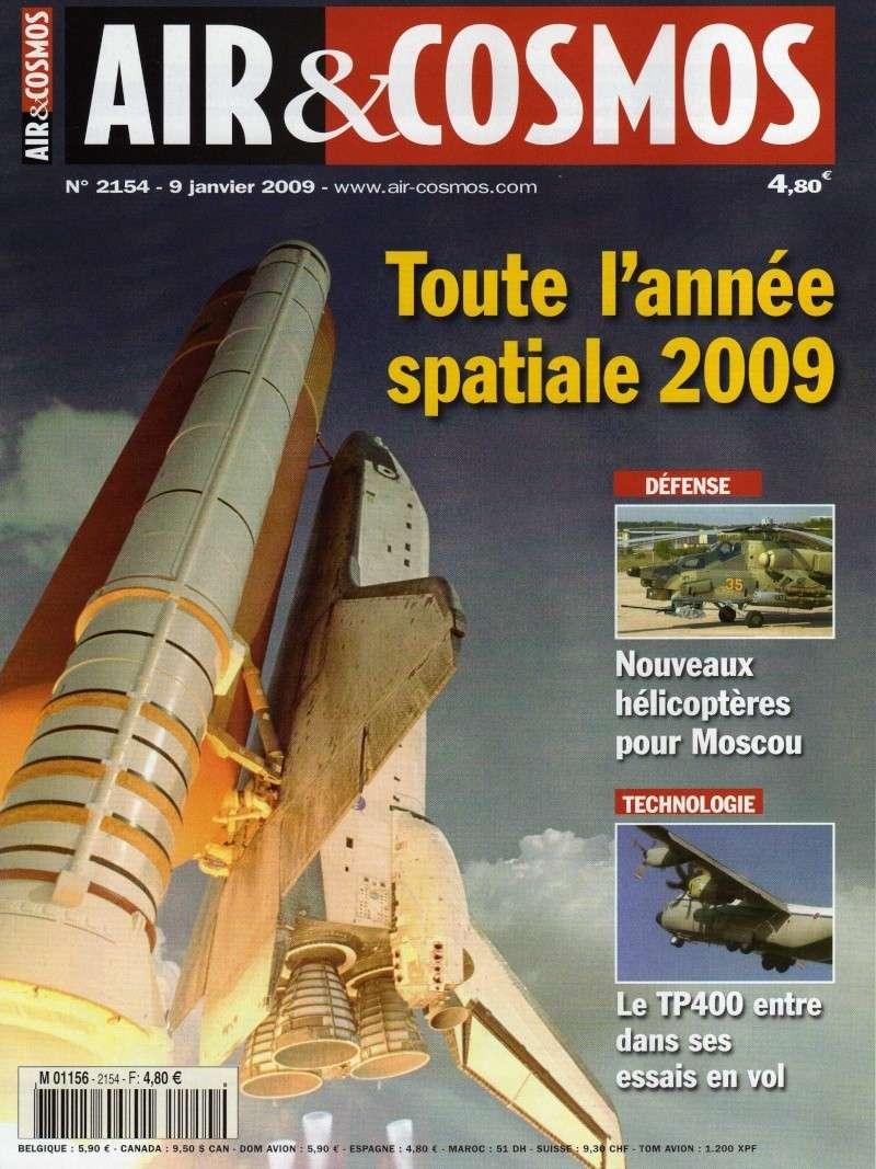 Air & Cosmos n°2154 - 9 janvier 2009 Img01010
