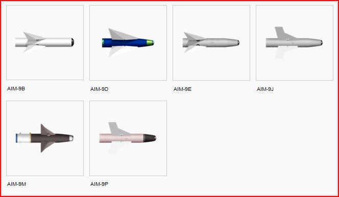 Missile Air-Air (Documentation) Aim910