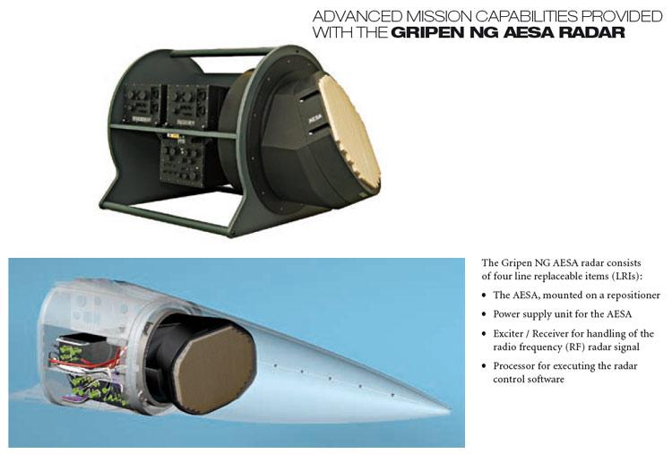 Saab: présentation du futur Gripen - Page 2 Gripen10
