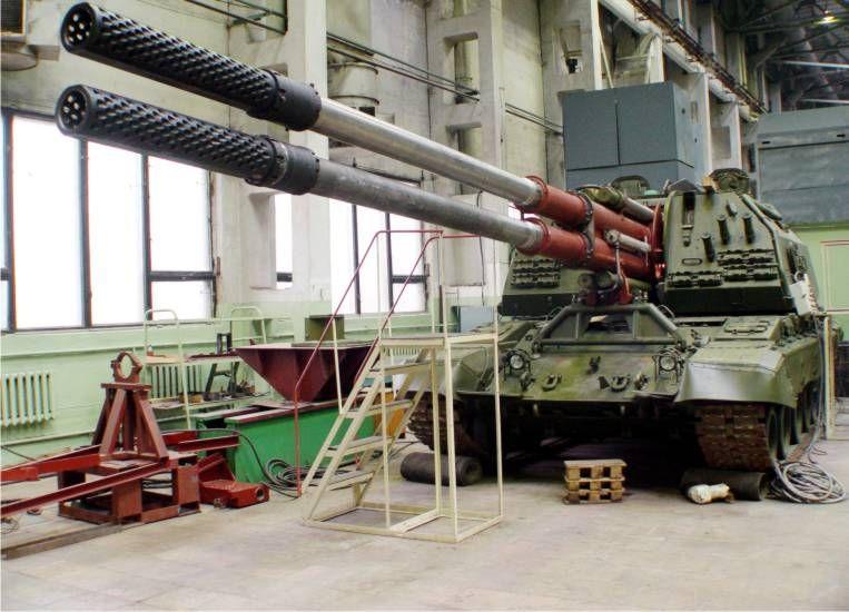 systèmes d'artilleries autotractés et autopropulsés - Page 2 Koalit10