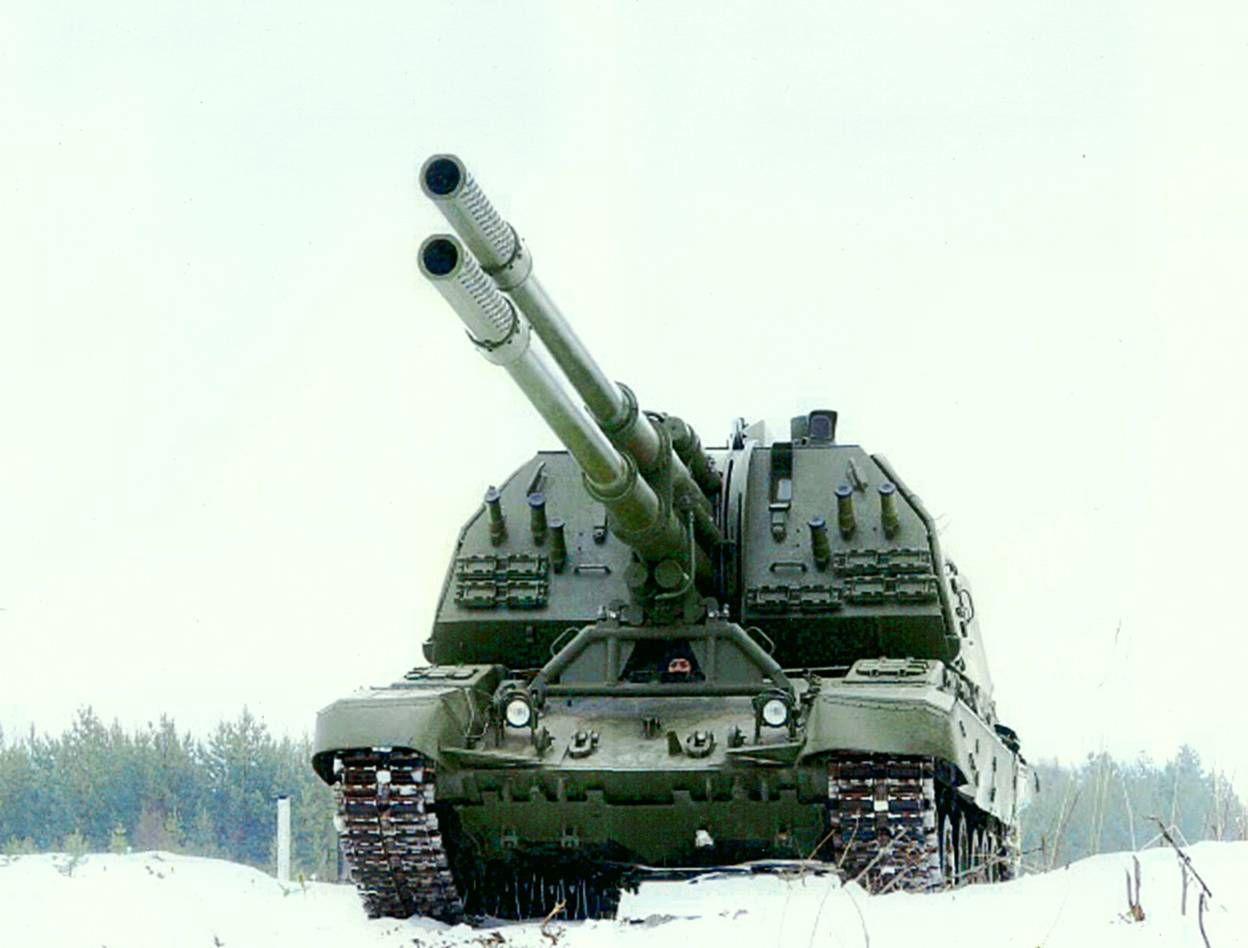 systèmes d'artilleries autotractés et autopropulsés - Page 2 Koalit11