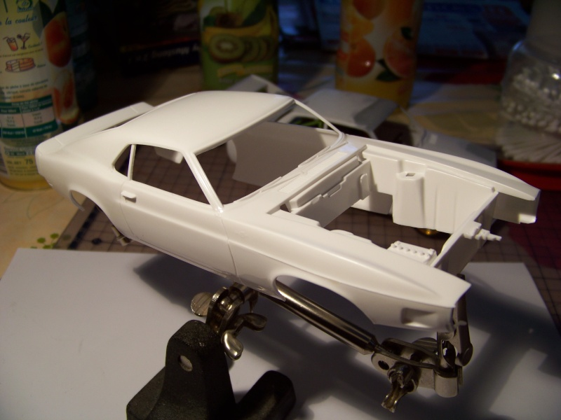 shelby mustang/69   monogram revell - Page 3 Car10
