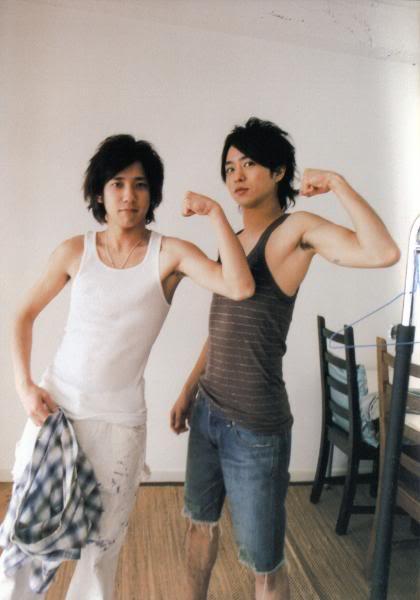 [Groupe] Arashi Muscle10