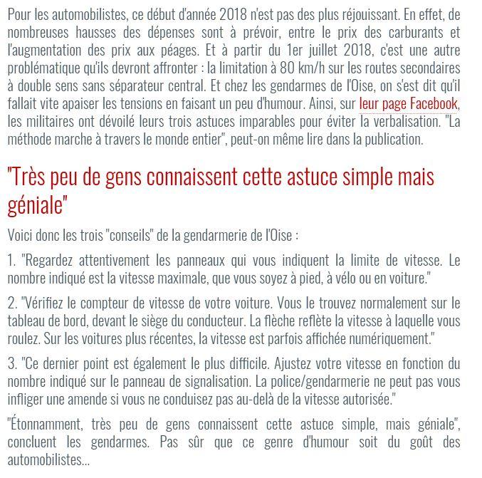 RADARS LA PLANCHE A PV....€€€€€€€ par Passion-Harley - Page 36 Vitess10