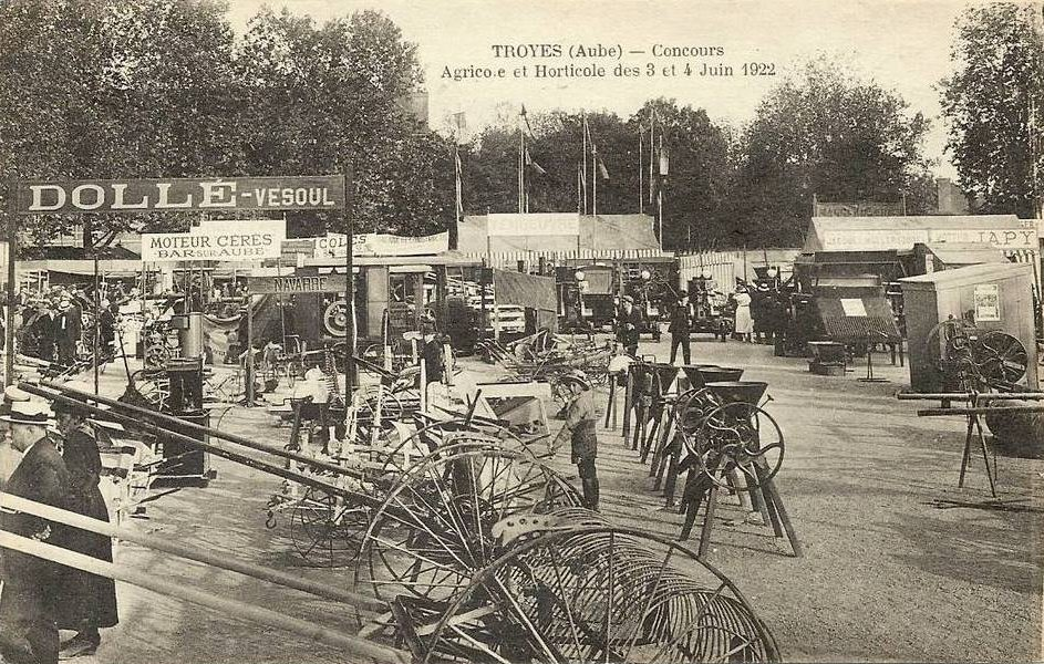 Cartes postales anciennes (partie 1) - Page 37 Troyes10