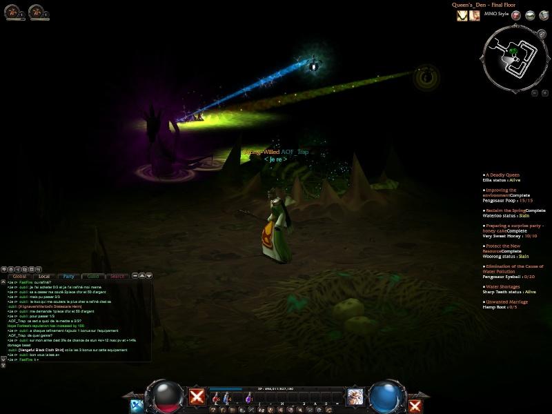Mythos, Hack N slash online Boss_l10