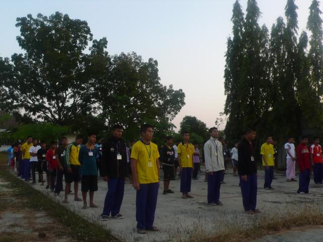 อบรมนักเรียน จ.ศรีสะเกษ 200 คน P1180910