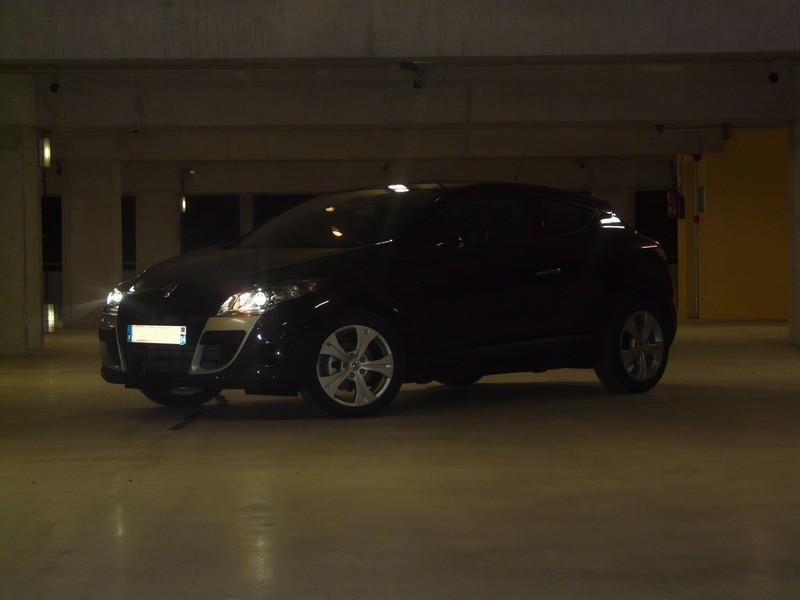 Ma nouvelle voiture : Mégane 3 coupé P1050011