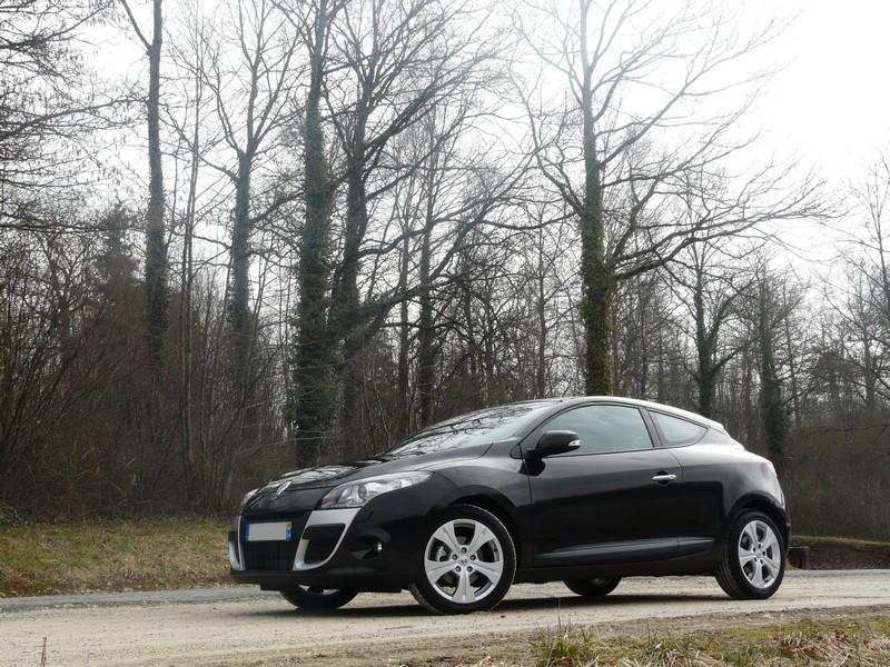 Ma nouvelle voiture : Mégane 3 coupé P1050112