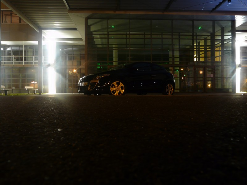 Ma nouvelle voiture : Mégane 3 coupé P1050113