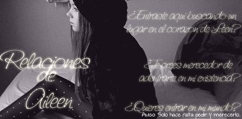 My world·Relaciones de Leen~ Rellee10