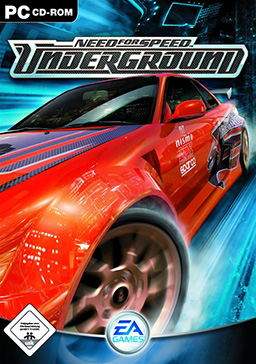chronology of need for speed Nfsu-w10