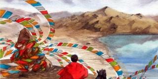 Le 6e Dalaï Lama 6e-dal10