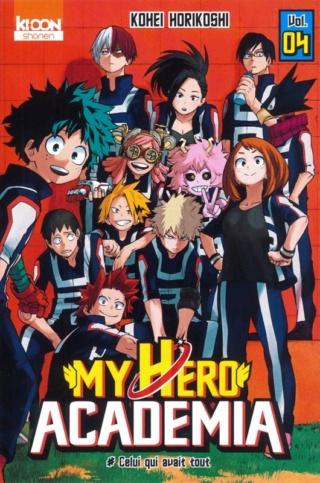 My Hero Academia Album-11