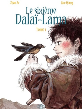 Le 6e Dalaï Lama Couv_210