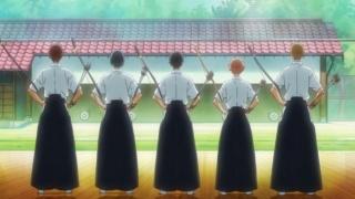 Tsurune - Kazemai High School Japanese Archery Club Https_43