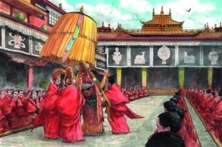 Le 6e Dalaï Lama Zele6e10