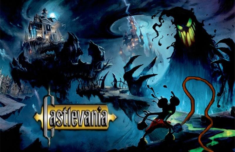 Des dessins uniquement sur l'univers Castlevania - Page 6 Castle19