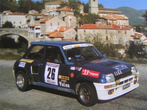 Critérium des Cévennes 1986 Bouzig10