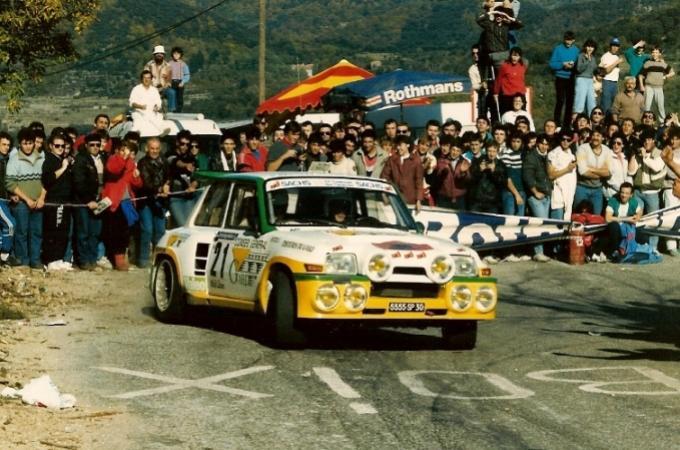 Critérium des Cévennes 1986 Cevenn10