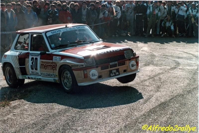 Critérium des Cévennes 1986 Mermet10