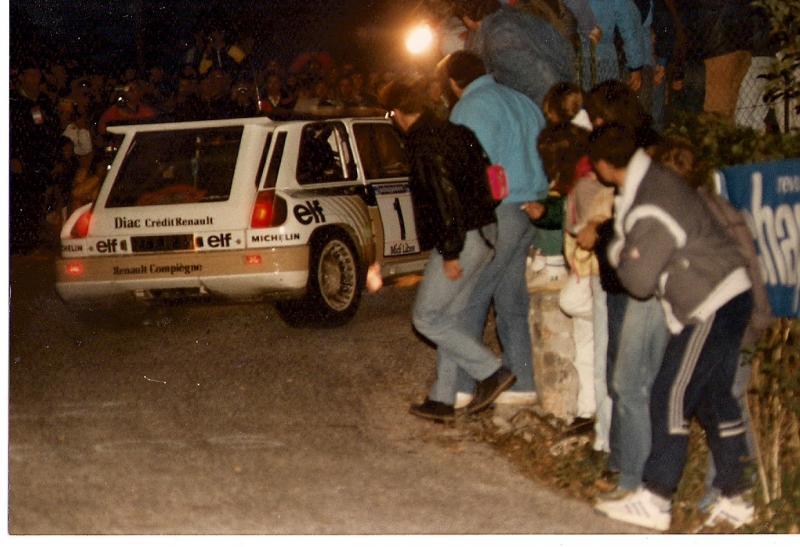 Critérium des Cévennes 1986 Numeri12