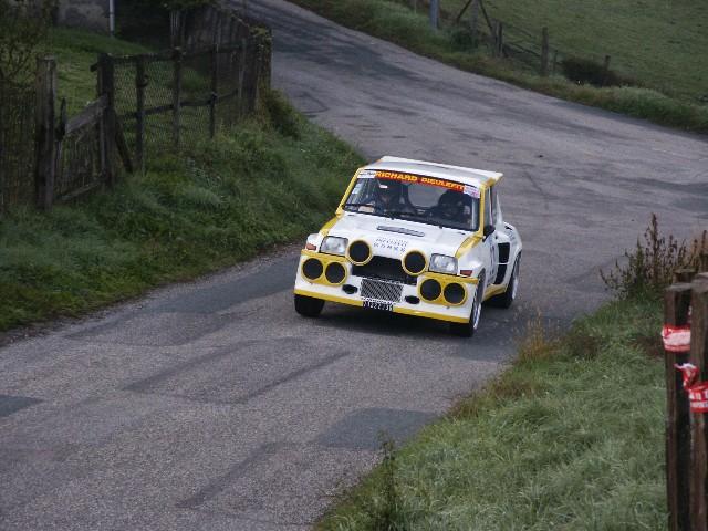 Photos année 90 - Page 13 Rallye11