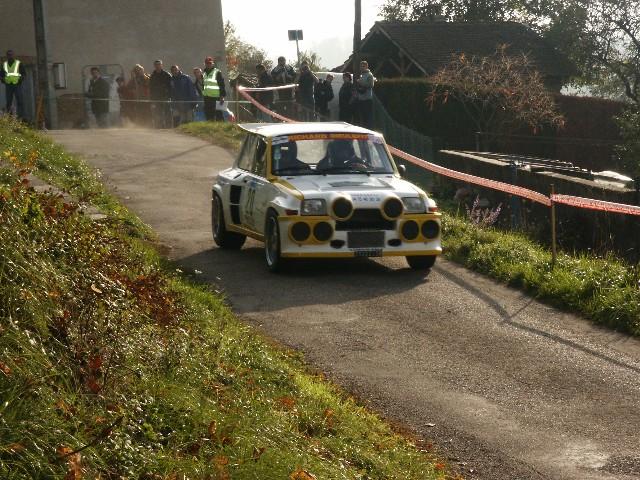 Photos année 90 - Page 13 Rallye12
