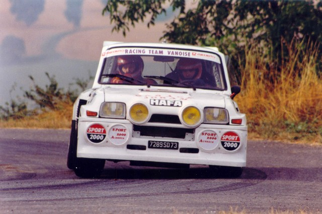 Photos année 90 - Page 13 Rallye13