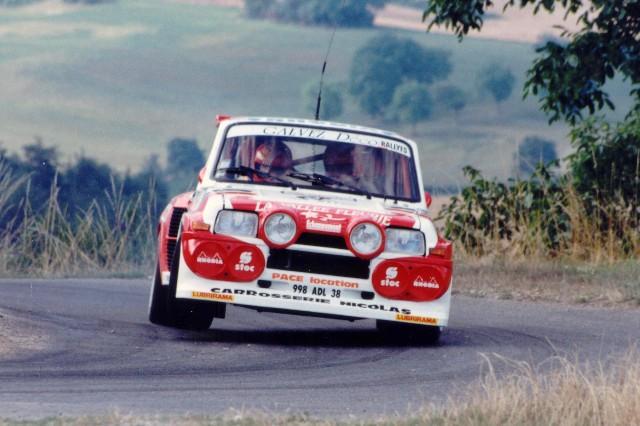 Photos année 90 - Page 13 Rallye14