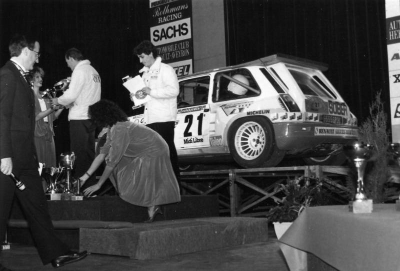 Critérium des Cévennes 1986 Touren12