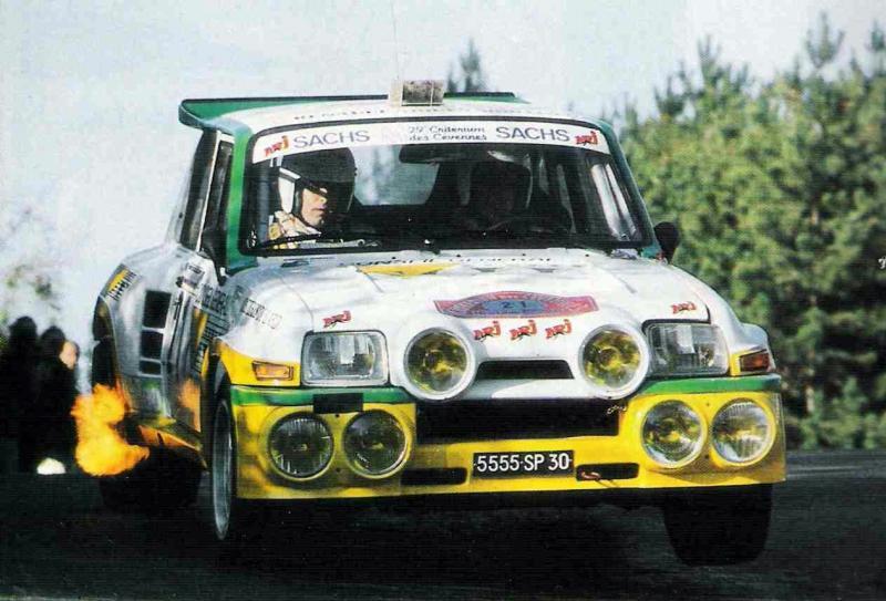 Critérium des Cévennes 1986 Touren13