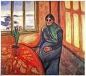 Edvard Munch [peintre/graveur] 1899_m11
