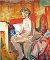 Edvard Munch [peintre/graveur] 1917_j11