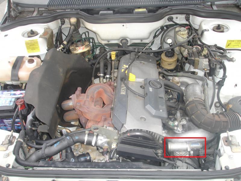 pb de ralenti sur r25 txi 1991 Sans_t12