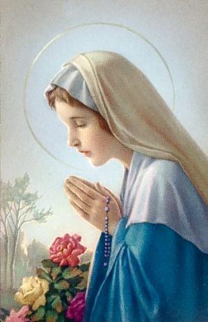 Ma Prière  et Neuvaine à notre Dame du perpetuel secours Marie111