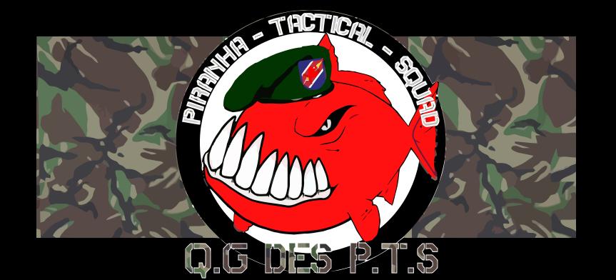 Paintball Team P.T.S