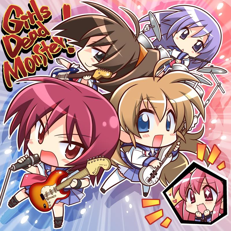 Angel Beats! Girlsd10
