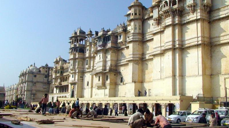 Inde, visite du Radjastan - Page 2 1116