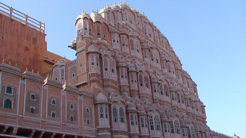 Inde, visite du Radjastan 112