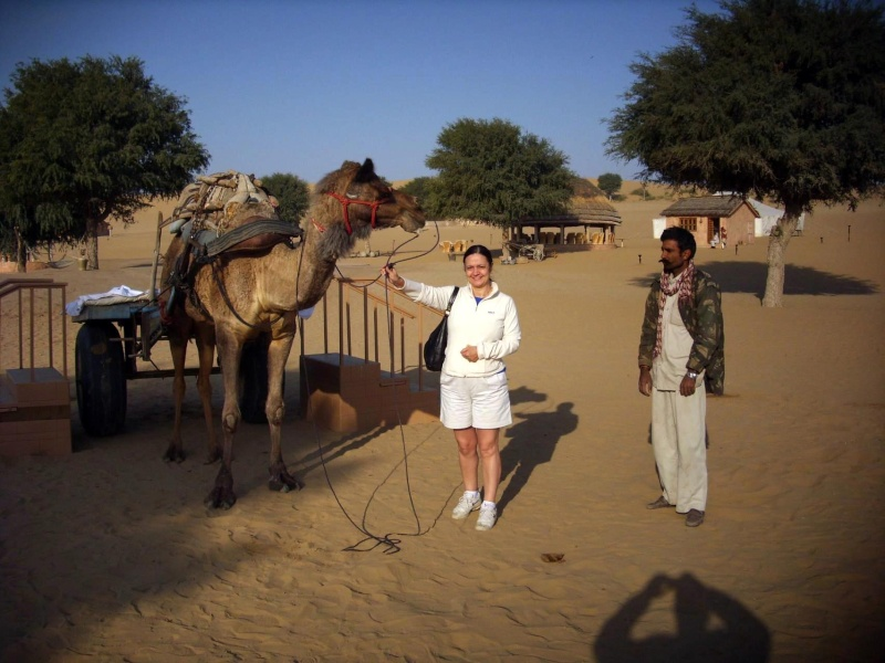 Inde, visite du Radjastan 2010