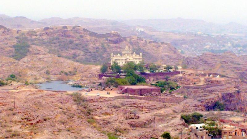 Inde, visite du Radjastan - Page 2 313
