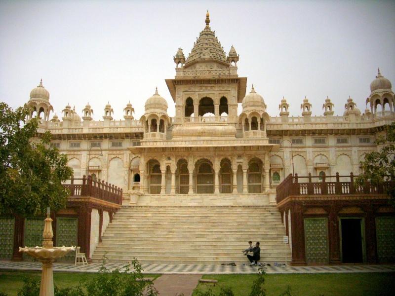 Inde, visite du Radjastan - Page 2 412