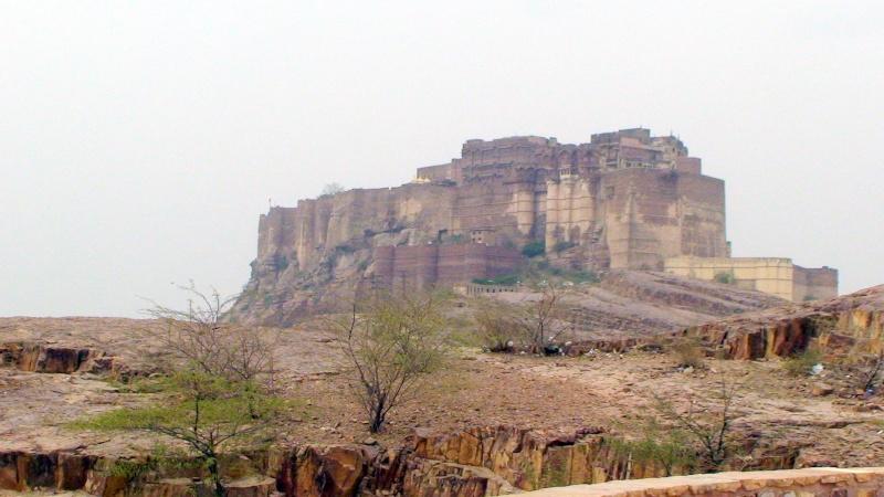 Inde, visite du Radjastan - Page 2 513