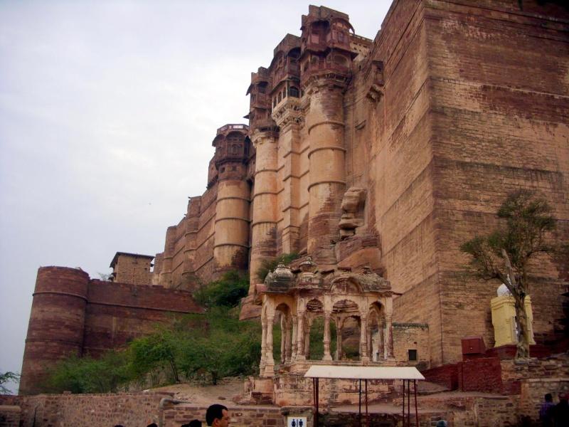 Inde, visite du Radjastan - Page 2 713