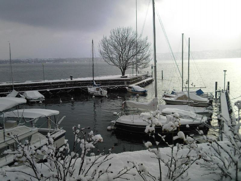 Photos de neige du coté de chez vous - Page 2 Bellev13