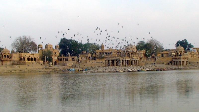 Inde, visite du Radjastan Jaisal10