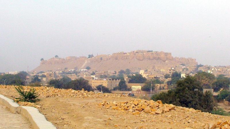 Inde, visite du Radjastan Jaisal12