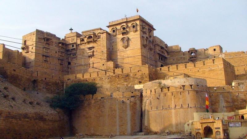 Inde, visite du Radjastan Jaisal15