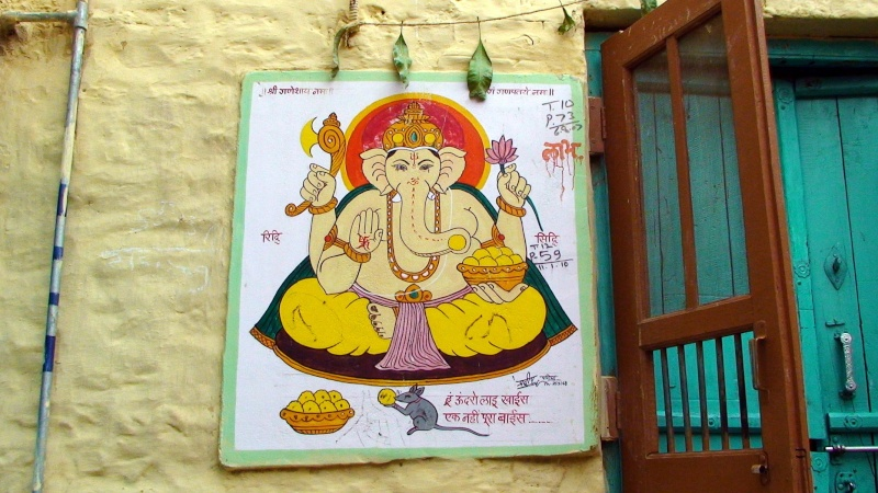 Inde, visite du Radjastan Jaisal20